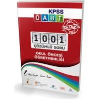 Pelikan Yayınları Kpss Öabt Okul Öncesi Öğretmenliği Alan Taraması Serisi 1001 Çözümlü Soru