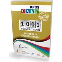 Pelikan Yayınları Kpss Öabt Rehberlik Öğretmenliği Alan Taraması Serisi 1001 Çözümlü Soru