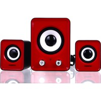 Powerstar 1007 2+1 Bass USB Ses Sistemi Hoparlör