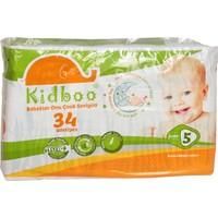 Kidboo Bebek Bezi 5 Beden - 11-25 Kg - 34 Adet