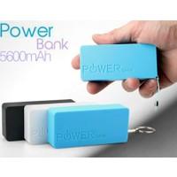Toptancı Kapında Power Bank Portatif Harici Batarya 5600 mAh