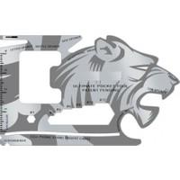 Toptancı Kapında Aslan Tasarımlı Survival Kit (18 Fonksiyonlu)