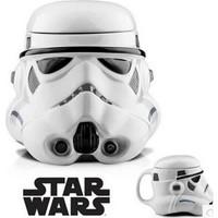 Toptancı Kapında Star Wars Stormtrooper 3D seramik Kupa Bardak