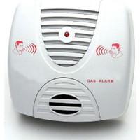 Toptancı Kapında Sensörlü Gaz Alarmı
