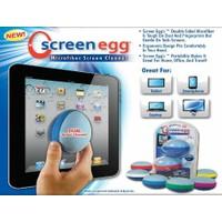 Toptancı Kapında Screen Egg Ekran Temizleme Topu 2 Adet