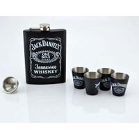 Toptancıkapında Jack Daniels Matara Seti (6 Parça)