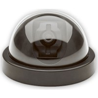 Toptancı Kapında Caydırıcı Dome Güvenlik Kamerası