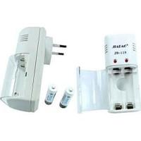 Toptancı Kapında Digital Power Pil Şarj Ünitesi + 2 Adet AA 700mAh Pil
