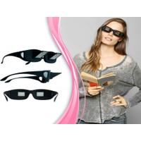 Toptancı Kapında Yatarken Kitap Okuma Tembel Gözlüğü - Lazy Glasses