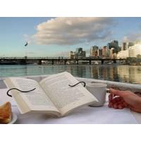 Toptancı Kapında Gimble Ayıraçlı Kitap Okuma Standı