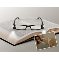 Toptancı Kapında Led Işıklı Kitap Okuma Gözlüğü