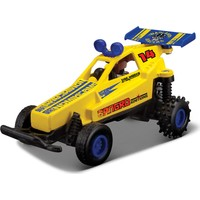 Maisto Fresh Metal Badland Racers Sarı 14 Oyuncak Araba