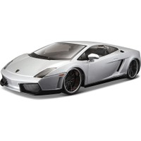 Maisto Lamborghini Gallardo LP560 - 4 1:24 Design Model Araba Gümüş
