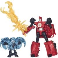 Transformers RID Sideswipe ve Decepticon Anvil Mini - Con Figür Seti
