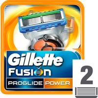 Gillette Fusion ProGlide Power Yedek Bıçak 2'li