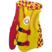 Galatasaray Taraftar Şişme Çocuk Can Yeleği Galatasaray Life Jacket 50 Cm