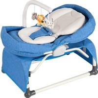Vauva Pronto Sallanır Ev Tipi Ana Kucağı - Mavi