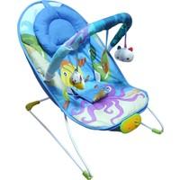 Vauva My Bouncer Evtipi Ana Kucağı - Mavi