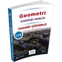 Geometri Sıradışı Analiz Tamamı Çözümlü Konu Özetli LYS - Mesut Akbaht