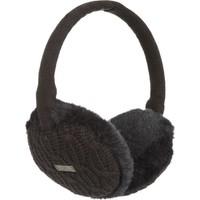 Nordbron Knit Earmuffs Bayan Kulaklık Siyah 3144C001