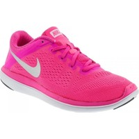 Nike Flex 2016 Rn Bayan Koşu Ayakkabı Pembe 834281-600