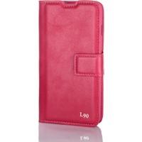 Gpack LG L90 Kılıf Standlı Serenity Cüzdan