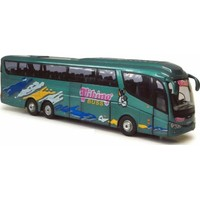 Cararama Scania Irizar pb Tour Bus Model Scania Irizar Pb Otobüs Diecast Metal Otobüs 1:50 Scale