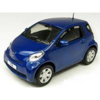 Cararama Toyota IQ Diecast Metal Araba 1:43 Scale Mini Araba