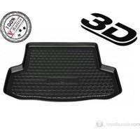 L.Locker Volkswagen Polo 2009 Sonrası (Alt Kısım) 3D Bagaj Havuzu