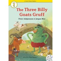 The Three Billy Goats Gruff +Cd (Ecr Level 2)
