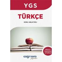 Cağrışım Yayınları Ygs Türkçe Konu Anlatımı