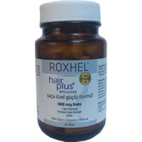 Roxhel Hair Plus+ Saç Vitamini 60 Tablet