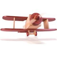 Purupa Ahşap Oyuncak Uçak