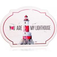 Purupa Deniz Feneri Ahşap Dekoratif Obje