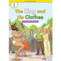 The King And His Clothes +Hybrid Cd (Ecr Level 2)