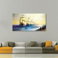 Tablom Karadeniz Donanmasında Kanvas Tablo