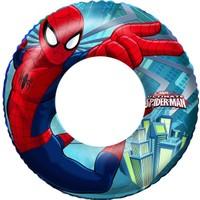 Marvel Ultimate Spiderman Swim Ring - Bestway 98003 Örümcek Adam Şişme Can Simidi 56 cm