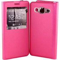 Sunix X-Cover Samsung Galaxy On5 Kapaklı Kılıf