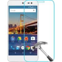 Rüya İletişim Medya General Mobile Discovery 4G Andoid One Ekran Koruyucu Cam