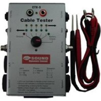 D-Sound Ctx-5 Cable Tester
