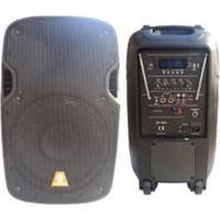 """D-Sound Xp-08Pa 8""""Akülü"""