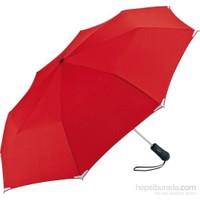 Hiper Fare 5571 Safebrella® Led Otomatik Mini Şemsiye Kırmız