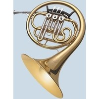 Jupiter JHR452L Single Korno (Gold Lacquer)