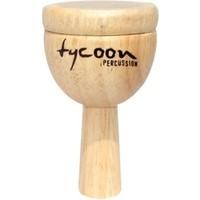 Tycoon Djembe Ahşap Shaker TS-J Siam Oak Wood