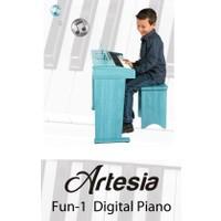 Artesia Fun1 Mavi Dijital Çocuk Piyanosu