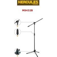 Hercules MS432B Mikrofon Sehpası