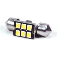 PHOTON PH7025 6'LI LED CAN-BUS C10W - [Exclusive Serie] Soffitte 30mm 6000K [ ADET ]