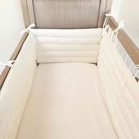 Aybi Baby Basic Bebek Yan Koruma Seti 60 x 120
