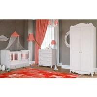 Babi Baby Carmen Mini Bebek Odası Takımı