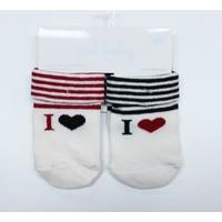 İdil Baby 8001 2'li Bebek Çorap